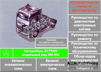 Mercedes-Benz Actros (950-954)