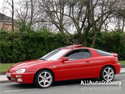Mazda MX-3 EC Workshop Manual (1995)