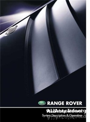 Range Rover 2002.Workshop Manual.