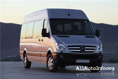 Mercedes Sprinter, Dodge, Freightliner 2006 Service manual