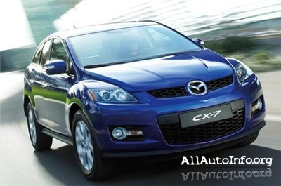 Mazda CX-7 ER 2007 Workshop Manual
