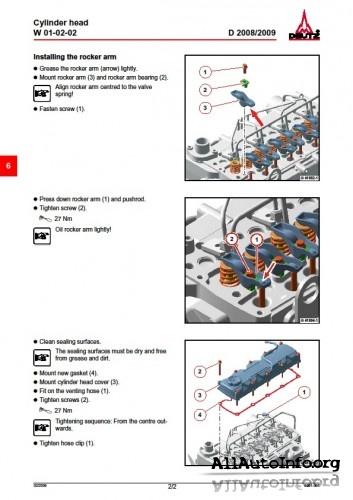 двигатели Deutz инструкция - фото 3