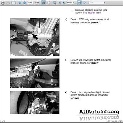 Руководство по ремонту и обслуживанию BMW 3 Series (E46). полное описание различных операций по ремонту...
