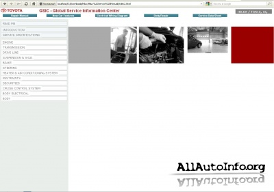Toyota Hilux Workshop Manual (2005-2010)