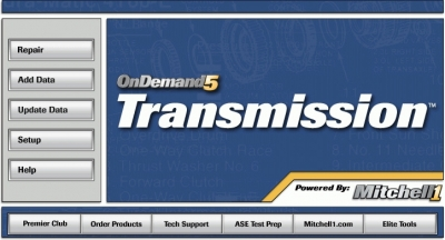 Mitchell OnDemand Transmission 5.8 (2006)