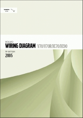 Volvo Wiring Diagrams USA (1994-2005)