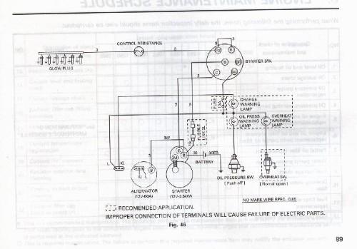 Isuzu 6BG1 Diesel Engine