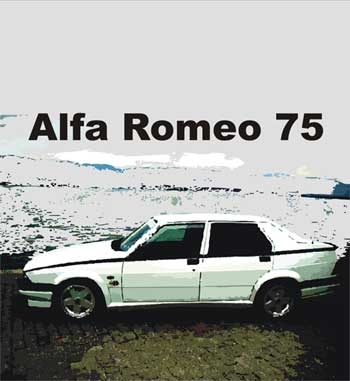 Alfa Romeo 75 Service Manual