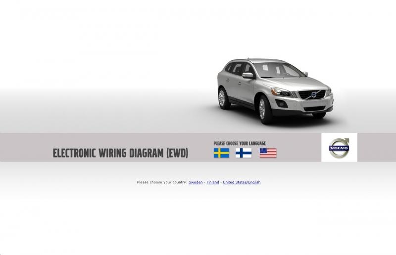 Volvo EWD 2014D: Электрические