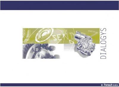 электронный каталог запчастей renault dialogys