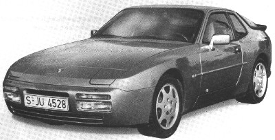 Porsche 944 Workshop Manual