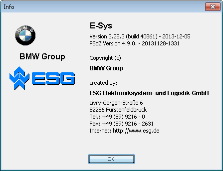 кодирование E Sys инструкция - фото 6