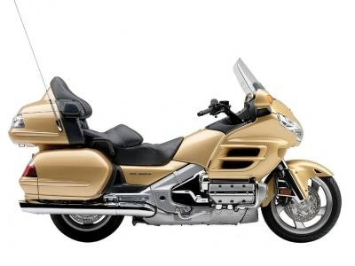 Honda GL 1800 2006 Service Manual