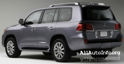 Lexus LX570 Repair Manual