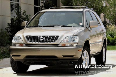 Lexus RX300 Service Manual (1999-2000)