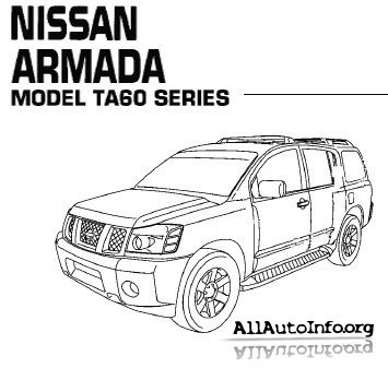 Nissan Armada TA60 2004-2011 Repair Manual