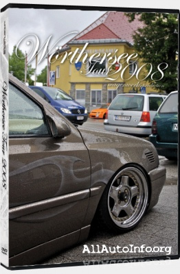 Volkswagen, Audi Worthersee Tour 2008-2010