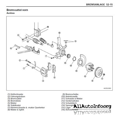 Kia Carnival Repair Manual 1999-2001.