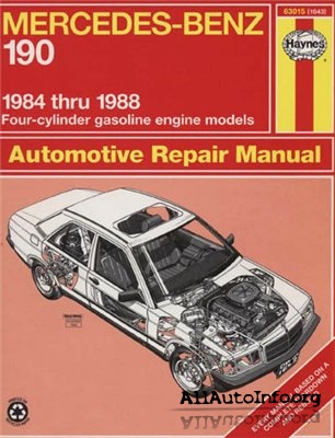 Mercedes-Benz 190 Repair Manual 1984-88