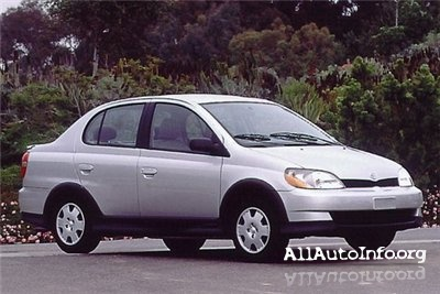 Toyota Yaris, Echo, Vitz 1999-2001 Repair Manual