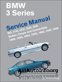 BMW 3 Series Service Manual (E36)
