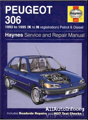 peugeot 306 1993 1995 service repair manual. Black Bedroom Furniture Sets. Home Design Ideas