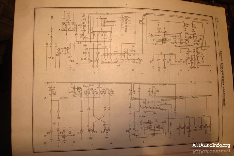 9210 Elektricheskie Shemy Mikroavtobusov Mercedes Venz 208d 410d
