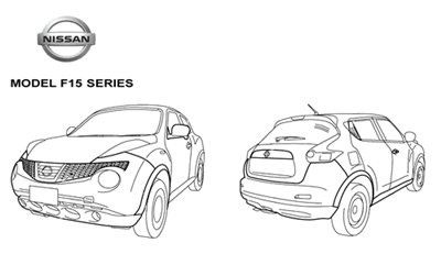 Nissan Juke F15 Repair Manual (2010)