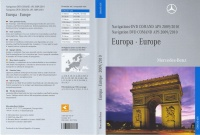 Mercedes Comand APS DVD Europe 2009-2010 NTG2