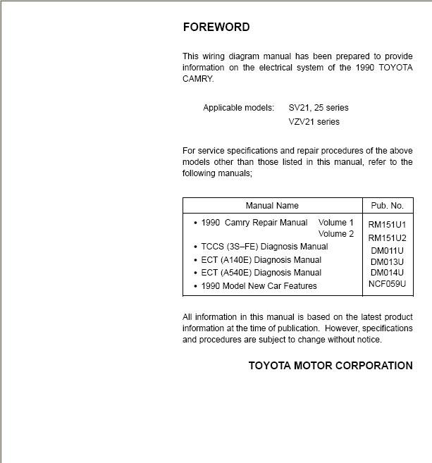 Toyota Виста sv30 мануал пдф #5
