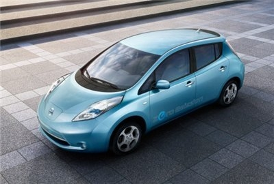 Nissan Leaf ZE0 Factory Service Manual
