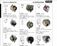 Cargo Automotive Components Catalogues 2011/2012