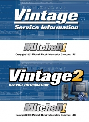 Mitchell OnDemand Vintage Set 1/2 (7 CD)