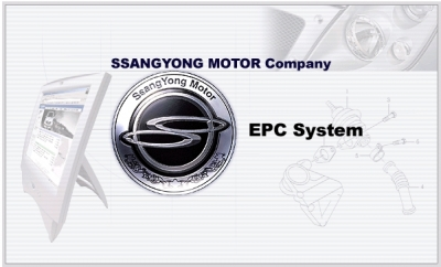 SsangYong EPC System 01.2013