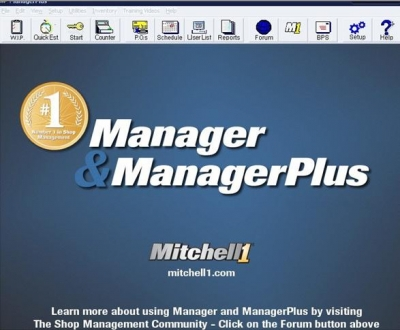 Mitchell Manager Plus 1Q 2011