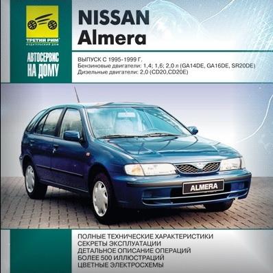 nissan pulsar n15 workshop manual free download