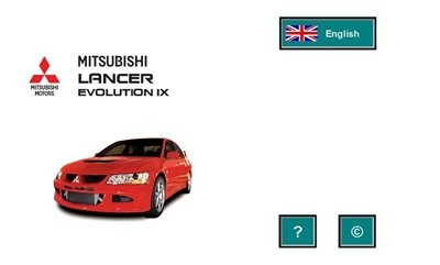 Lancer Evolution IX Workshop Manual 2005