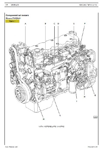 iveco eurocargo tector electrical service manual  2003