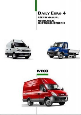 Iveco Daily Euro 4 Repair Manual