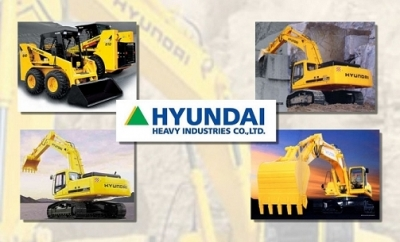 Hyundai Heavy Service & Operators Manuals