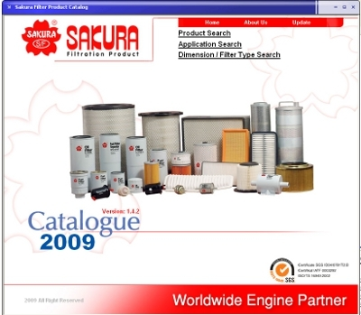 Sakura Filter Catalogue 1.4.2 (2009)