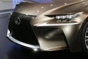 Премьера нового купе Lexus LF-CC Concept на автосалоне Mondial de l'Automobile