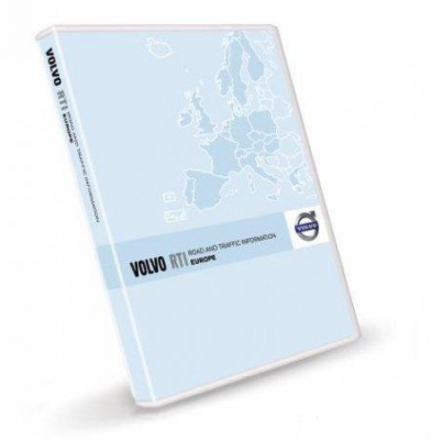 Volvo RTI 2009.1 Europe DVD (Disc B,C)