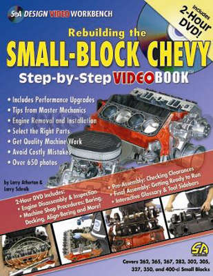 How to Rebuild a Small-Block Chevy Engine