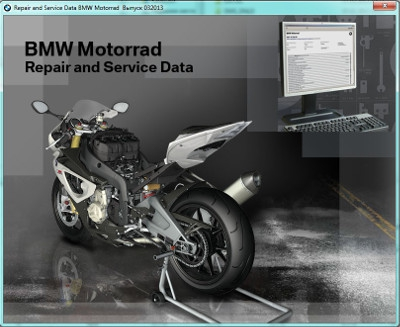 BMW Motorrad Repair and Service Data 03/2014