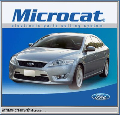 Ford Europe Microcat 01/2014