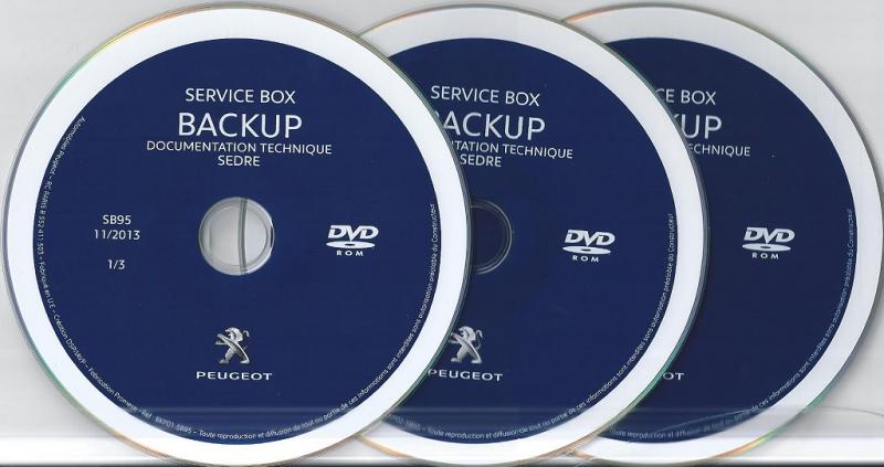 peugeot service box documentation backup 11 2013 sedre. Black Bedroom Furniture Sets. Home Design Ideas