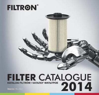 Каталог фильтров Filtron Filter Catalogue 2014