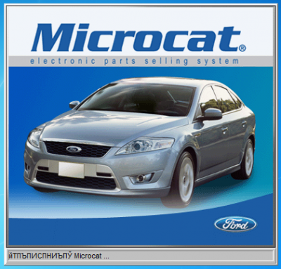Ford Microcat Europe 01/2017